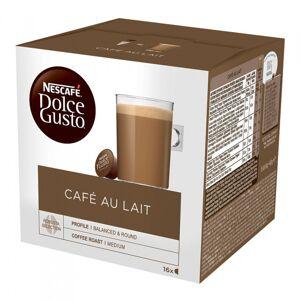 """Kahvikapselit NESCAFÉ Dolce Gusto """"Café Au lait"""", 16 kpl."""