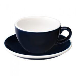 """Cappuccino kuppi ja lautanen Loveramics """"Egg Denim"""", 200 ml"""