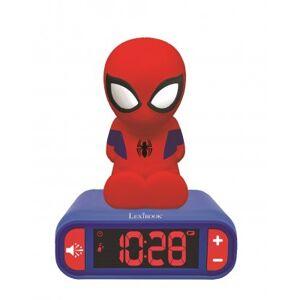 Lexibook Spiderman yövalo herätyskello