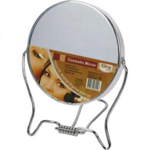 osma Kaksipuolinen peili käsilaukussa tai kylpyhuoneen