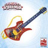 Reig Spiderman leksaksgitarr
