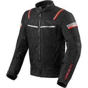 Revit Tornado 3 Moottori pyörä tekstiili takki  - Musta - Size: XL