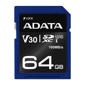 A-Data ADATA 64GB SDXC UHS-I U3 V30S 95MB/60MB