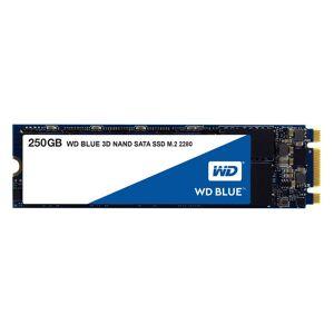 Western Digital 3D NAND SSD Blue 250GB M.2 SATA