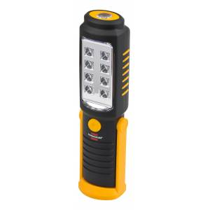 BRENNENSTUHL 8+1 SMD LED-Universal Lamp HL DB 8 M1H1 250lm + 100lm