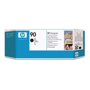 HP 90 original printhead incl. cleaner black standard capacity 1-pack