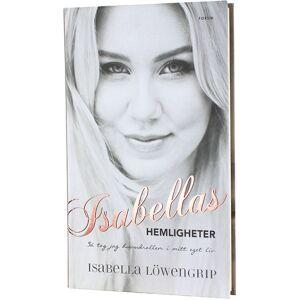 Isabella Löwengrip Isabellas Hemligheter Pocket Bok -