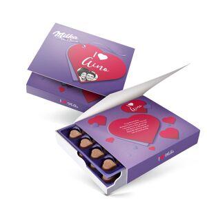 YourSurprise Sano Milkan lahjapakkauksessa - Rakkaus - 220 grammaa