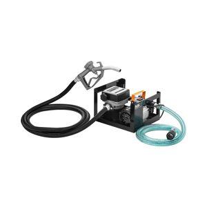 MSW Öljypumppu - 60 l/min - sis. lisävarusteet