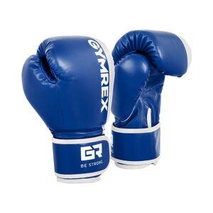 Gymrex Lasten nyrkkeilyhanskat - 6 oz - sinivalkoinen