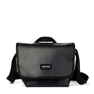 Crumpler Muli 2500 Camera Messenger bag black tarpaulin