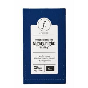 Fredsted Organic Yrttitee Nighty, Night! 36 g Tee