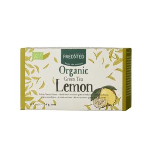 Fredsted Organic Vihreä Tee Sintruuna 16 pussia 16 pussia Tee