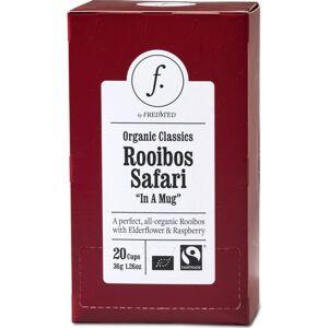 Fredsted luomu yrttitee Rooibos Safari 36 g Tee