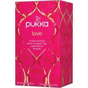 Pukka Love Tea Luomu 20 pussia Tee
