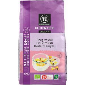 Urtekram Gluteeniton Hedelmämysli Luomu 400 g Aamiainen