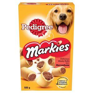 Pedigree Markies Original Dog Treats 500 g Lemmikkieläinten ruoka
