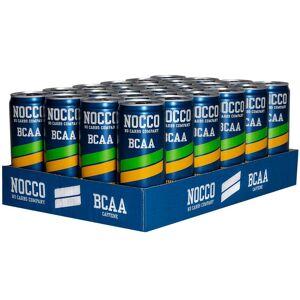 NOCCO 24 X Nocco Bcaa, 330 Ml, Carnival