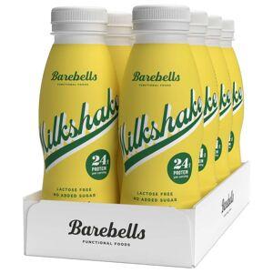 Barebells 8 X Barebells Milkshake, 330 Ml, Banana