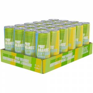 Pro Brands 24 X Pro Brands Rehydrate Drink, 250 Ml, Lemonade