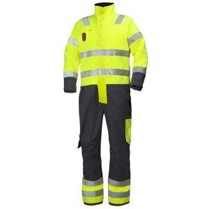 HH Workwear Helly Hansen Work Aberdeen Suit   Hh Workwear Fi C56 Yellow  Male