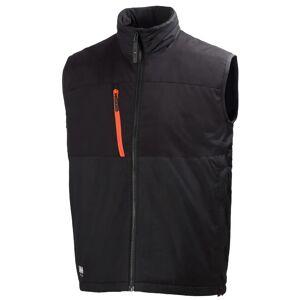 HH Workwear Helly Hansen Work Utility Vest   Hh Workwear XL Black  Male