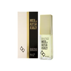 Alyssa Ashley - Musk EdT Spray 50 ml Unisex