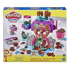 Play-Doh Kitchen Creations Candy Delight Playset- Play-Doh Lera