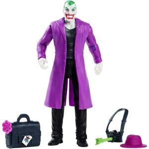 Mattel Batman Missions, The Joker - Toimintahahmo, 15 cm