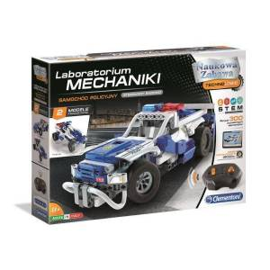 Clementoni Laboratory mechanics police car RC 50124 p6
