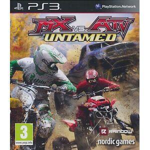 MX vs ATV Untamed PS3 (Playstation 3 Reorderable)