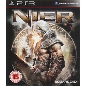 Nier PS3 (Playstation 3 Reorderable)