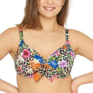 Saltabad Godiva Dolly Bikini Bra - Mixed  - Size: STBT570 - Color: Multi-colour