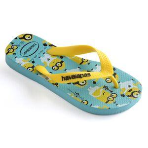 Havaianas Kids Minions - Lightblue * Kampanja *  - Size: 4133167 - Color: vaalean sin.