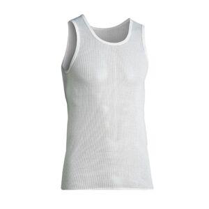 JBS Classic 61001 Singlet - White  - Size: 610 01 - Color: valkoinen