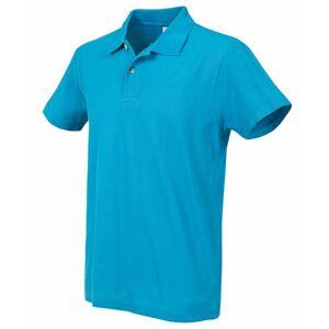 Stedman Polo Men - Blue  - Size: ST3000 - Color: sininen