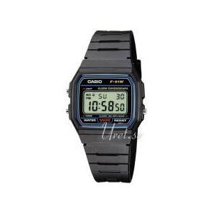 Casio F-91W-1YER Casio Collection LCD/Muovi 38.2x33.2 mm F-91W-1YER