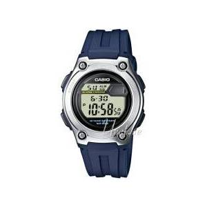 Casio W-211-2AVES Casio Collection Muovi Ø36.5 mm W-211-2AVES