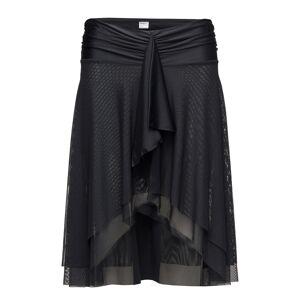 Wiki Swim Beach Skirt/Dress Beach Wear Musta Wiki