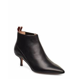 Bally Alanna Shoes Boots Ankle Boots Ankle Boots With Heel Musta
