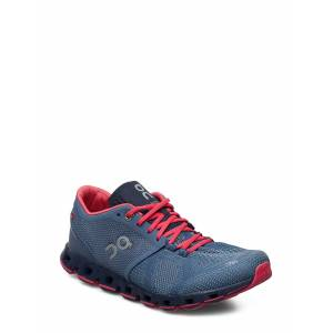 On Cloud X Shoes Sport Shoes Running Shoes Sininen On