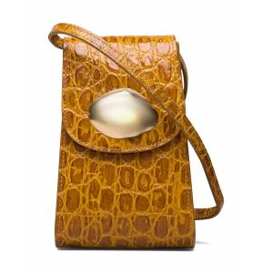Little Liffner Camera Bag Matkapuhelintarvikkeet Keltainen Little Liffner