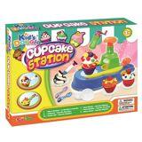Kid`s Dough Playdough Cupcake Station