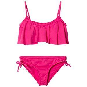 Melissa Odabash Hot Pink Penelope Frill Bikini 4 years