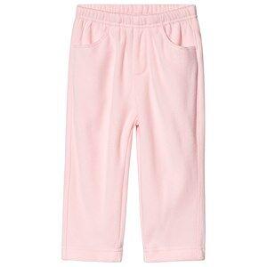 Poivre Blanc Micro Fleece Pants Angel Pink 3 years