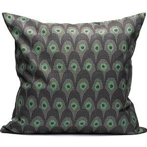 Littlephant Decoration Cushion Circus - Gray/Green Cushions