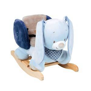 Nattou Unisex Norway Assort First toys and baby toys Blue Gungdjur Bibou Kanin