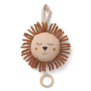 ferm LIVING Lion Music Mobile Dusty Rose
