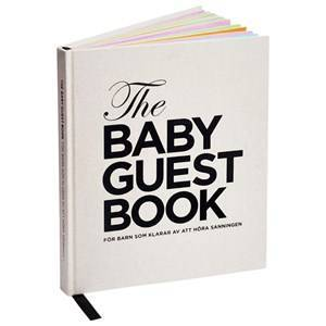 The Tiny Universe The Baby Guest Book (Norwegian)