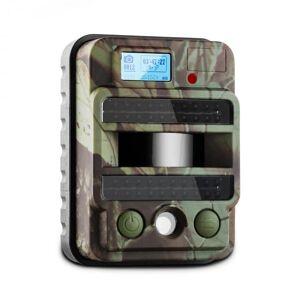 DURAMAXX GRIZZLY MAX PIR riistakamera ansakamera 40 mustaa LED-valoa 8 MP HD USB SD 100°
